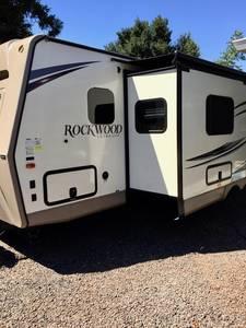 2016 Forest River Rockwood Ultra Lite 2304DS