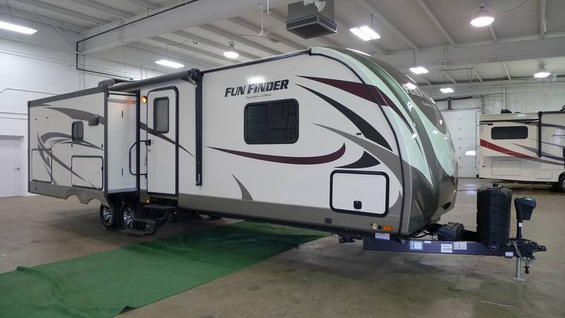 2017 Cruiser RV Fun Finder Signature F-319RLDS