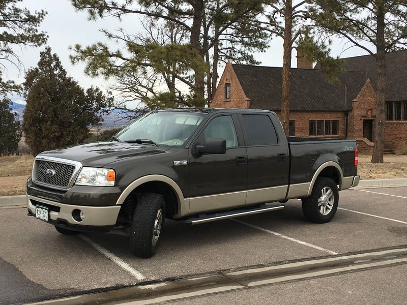 2008 Ford F150 For Sale >> 2008 Ford Lariat For Sale Highlands Ranch Co