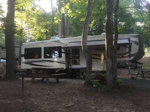2015 Forest River Cedar Creek Silverback 29IK