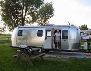 2003 Airstream Safari 25 6 Sleeper