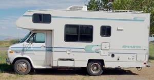1994 Shasta Travelmaster 201RB