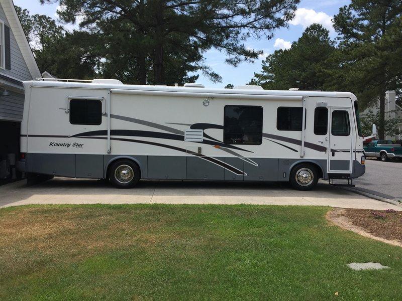 2001 Newmar Kountry Star 3665 KSDP for sale - Winterville, NC