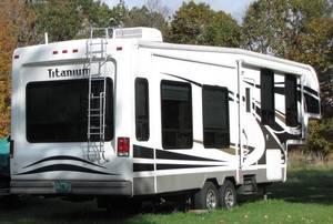 2008 Glendale RV Titanium 30E35SA