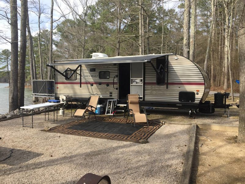 Admirable 2018 Forest River Cherokee Grey Wolf 22Rr For Sale Garner Nc Download Free Architecture Designs Licukmadebymaigaardcom