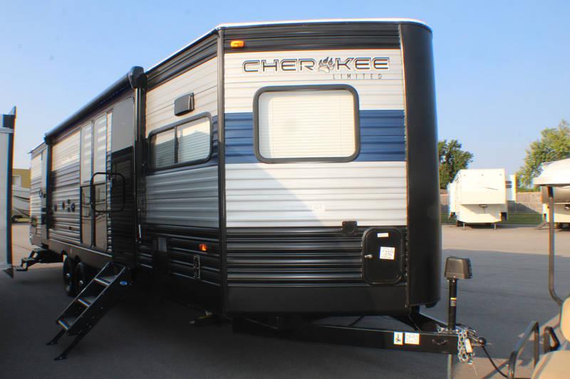 2021 Forest River Cherokee 274VFK