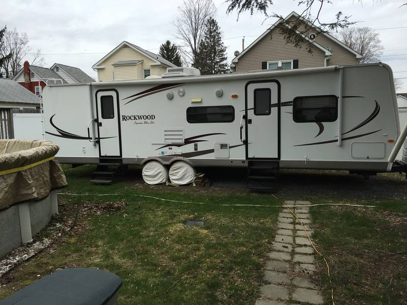 Rockwood Travel Trailers For Sale By Owner