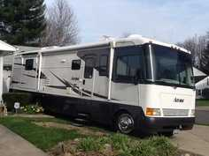 2001 Holiday Rambler Admiral 36DBD