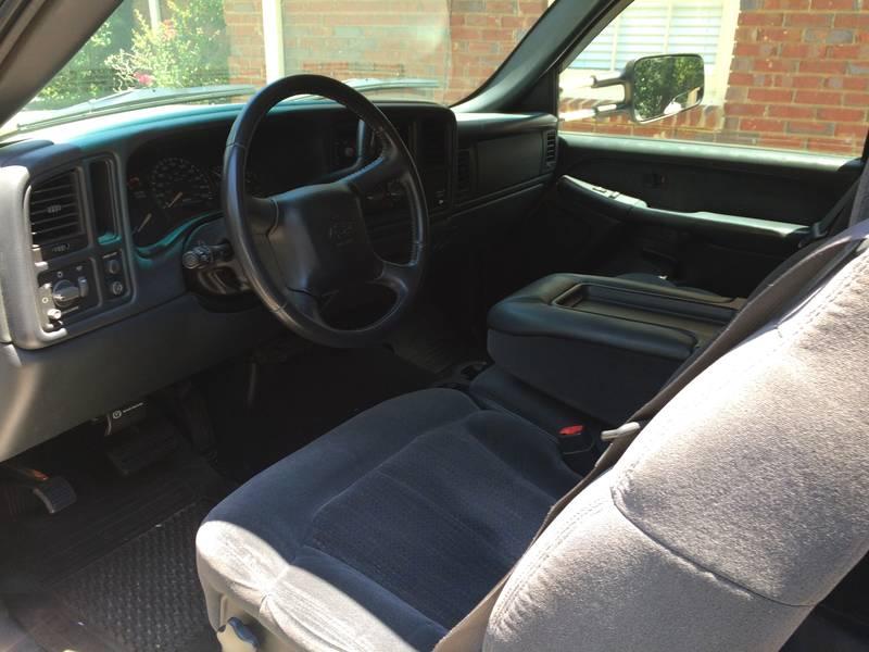 2002 Chevrolet  SILVERADO C3500