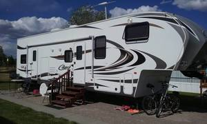 2014 Keystone Cougar 326SRX