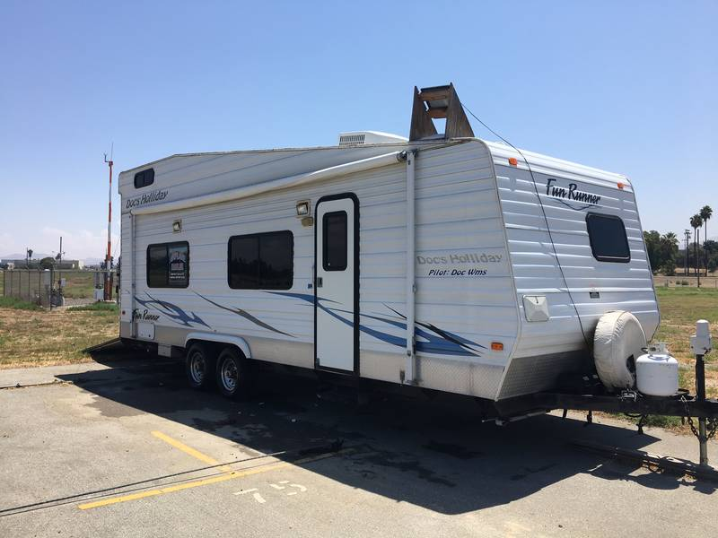 2006 Carson Fun Runner 222 Fc Toy Haulers Travel Trailers Rv For Sale By Owner In Corona