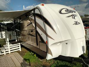 2015 Keystone Cougar High Country 33RES