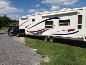 2005 Travel Supreme River Canyon 34RL