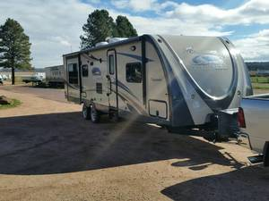 2014 Coachmen Freedom Express Liberty Edition 298RE