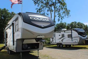 2021 Keystone Cougar 23MLS