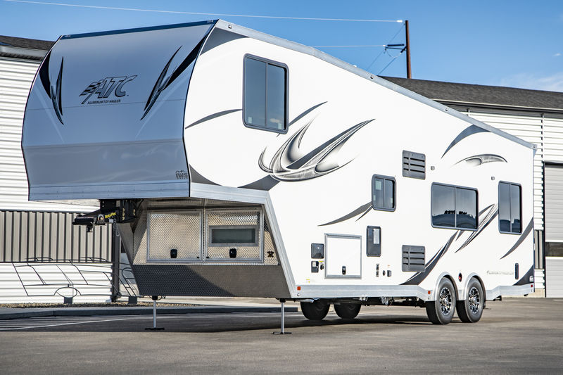 2020 ATC Toy Hauler, Toy Haulers 5th Wheels RV For Sale in ...