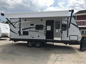 2018 Heartland Recreational Vehicle Heartland Recreational Vehicles Prowler 20P RBS