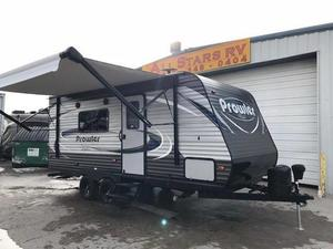 2018 Heartland Recreational Vehicle Heartland Recreational Vehicles Prowler Lynx 18LX