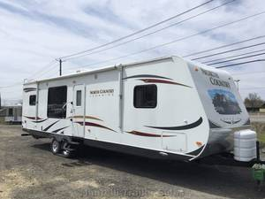 2011 Heartland North Country Lakeside 191RKS