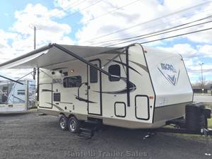 2017 Forest River Flagstaff Micro Lite 25BDS