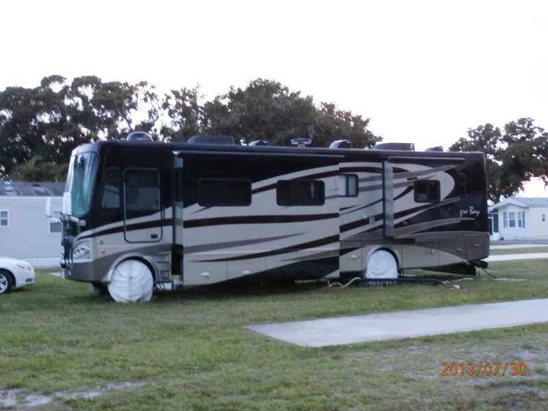 2010 Tiffin Allegro BAY 37QSB