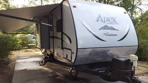 2014 Coachmen Apex Ultra-Lite 276BHSS