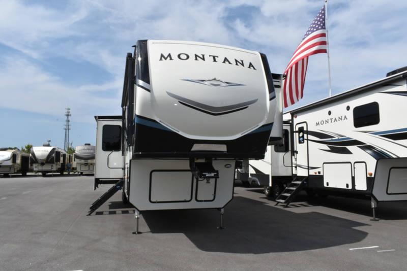2021 Keystone Montana 3790RD
