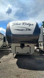 2018 Forest River Blue Ridge 3920TZ