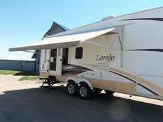 2009 Keystone Laredo 300RLS
