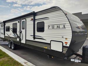 2021 Palomino Puma 32BHKS