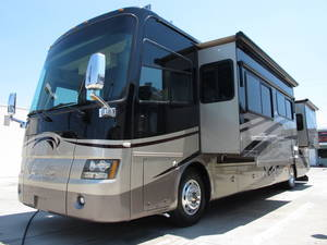 2008 Tiffin Phaeton 40QSH