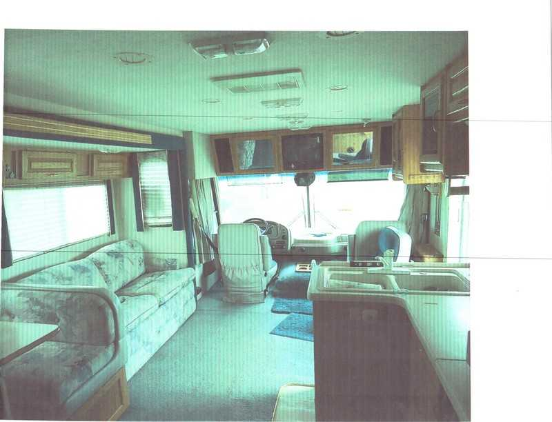 1999 National RV Aljo Sea View