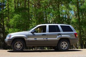 2002 Jeep Cherokee GRAND LAREDO 4WD