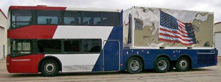 DECKER INTERMODEL PROTOTYPE BUS for sale by Owner - El Paso , TX