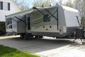 2013 Open Range Roamer RT316RLS