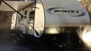 2016 Forest River Evo T1850
