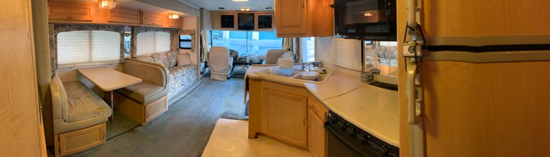 2003 National RV Sea Breeze 1341