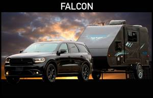 2018 Travel Lite Falcon 21RB GT