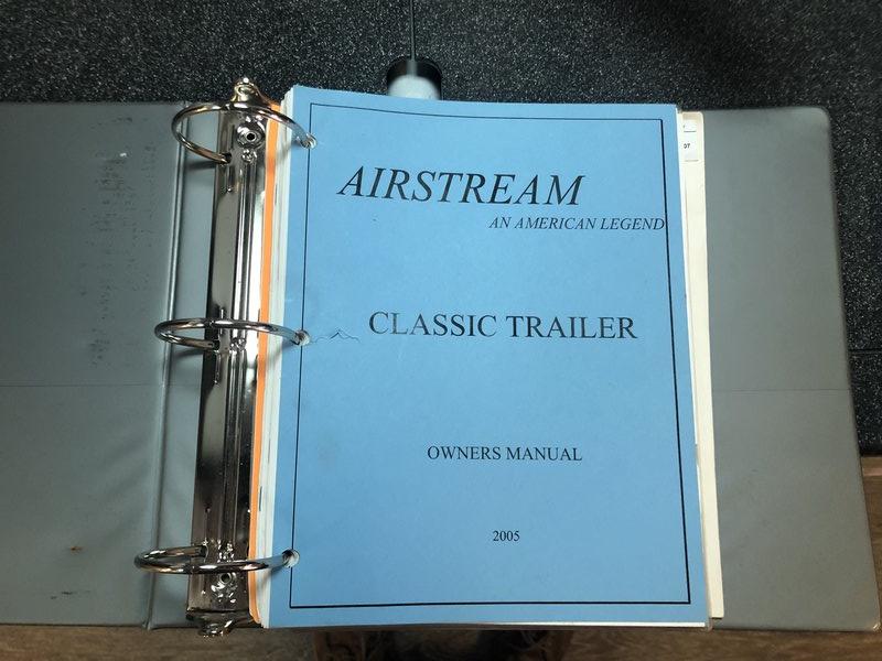 2005 Airstream Classic 34