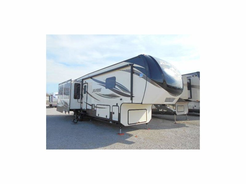 2017 Keystone Alpine 3601RS for sale - Shreveport, LA