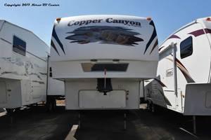 2008 Keystone Sprinter Copper Canyon 252FWRLS