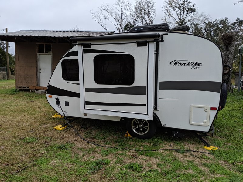 Used Rvs For Sale By Owner >> 2016 Roulettes Prolite Csa Z240 For Sale Alford Fl