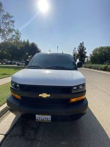 2019 Chevrolet GMC Express
