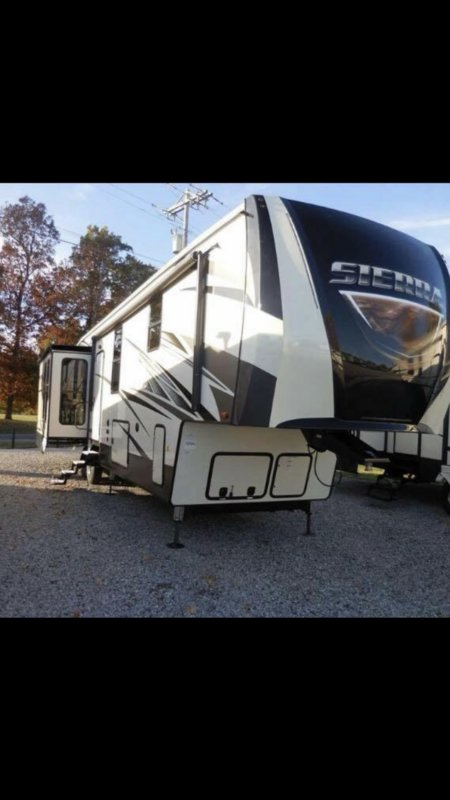 2018 Forest River Sierra 378FB for sale - Fort worth, TX