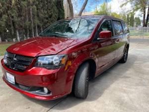 2019 Dodge Grand Caravan  GRAND CARAVAN SXT BLACKTOP