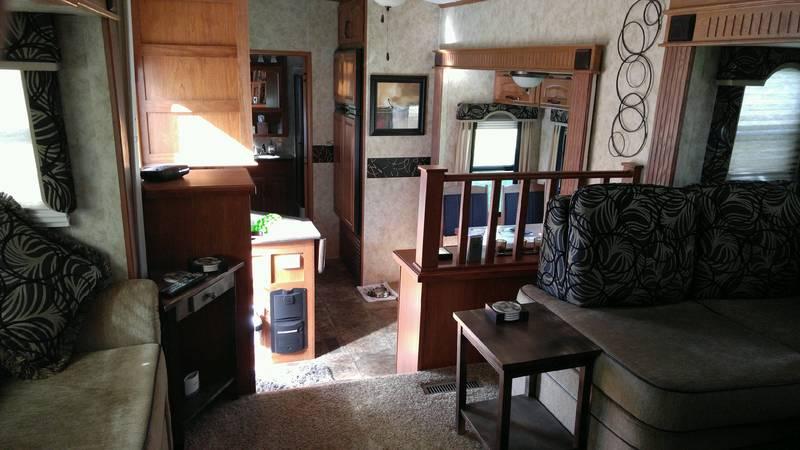 2012 Keystone Montana 3750FL