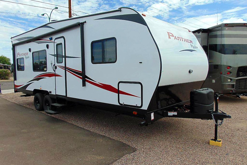 2017 Pacific Coachworks Panther 27FSB