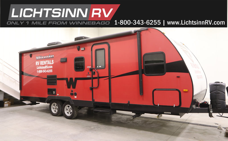 2015 Winnebago Minnie 26