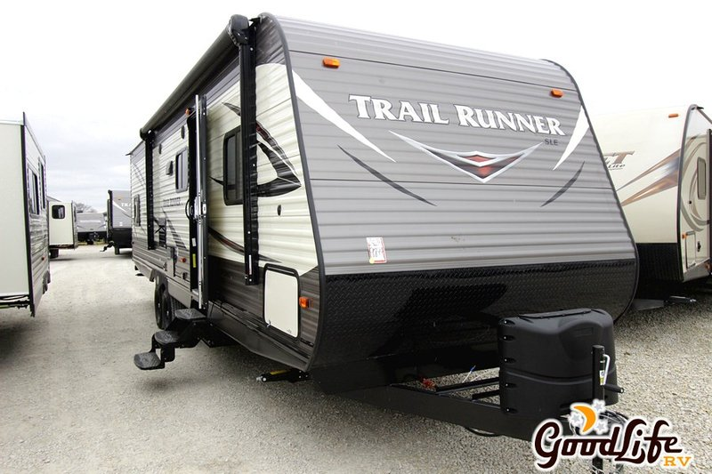 2017 Heartland Trail Runner SLE 302SLE