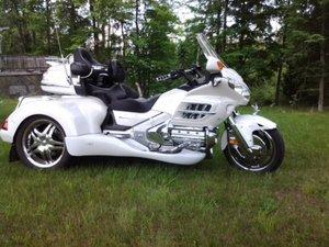 2008 Honda Goldwing GL 1800 Trike